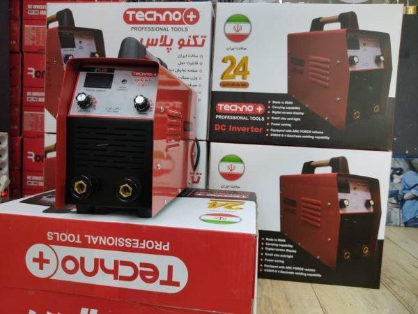 دستگاه جوش ایرانی برند تکنو پلاس +TECHNO